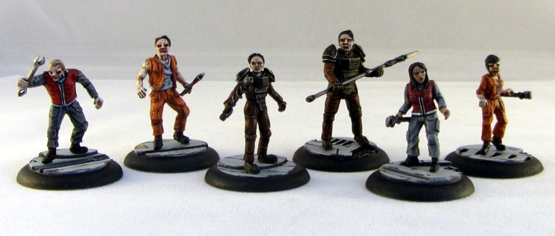 Attica Games: The Plastic Population Group  - jpeg image